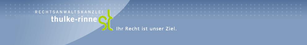 Rechtsanwaltskanzlei Thulke-Rinne, Fürth