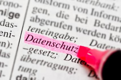Datenschutzerklärung auf der Website von Rechtsanwalt Silke Thulke-Rinne, Fürth