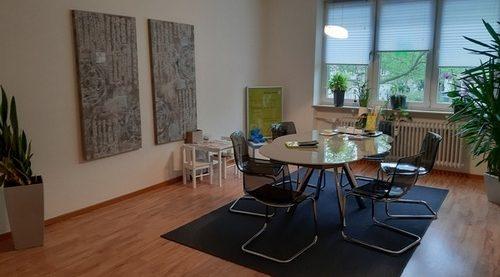 In der Rechtsanwaltskanzlei Thulke-Rinne in Fürth sind auch Kinder willkommen.